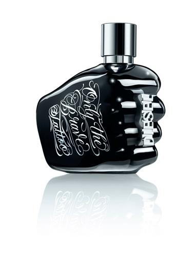 Diesel Only The Brave Tattoo Edt 125Ml Erkek Parfüm Renksiz
